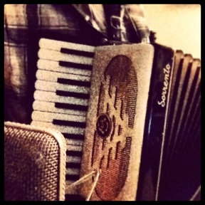 Recording Accordion