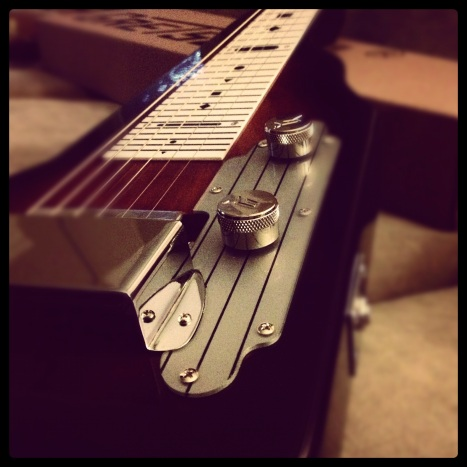My Gretsch Lap Steel